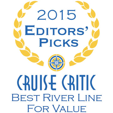 2015 Cruise Critic Editors Picks - Best Value For Money